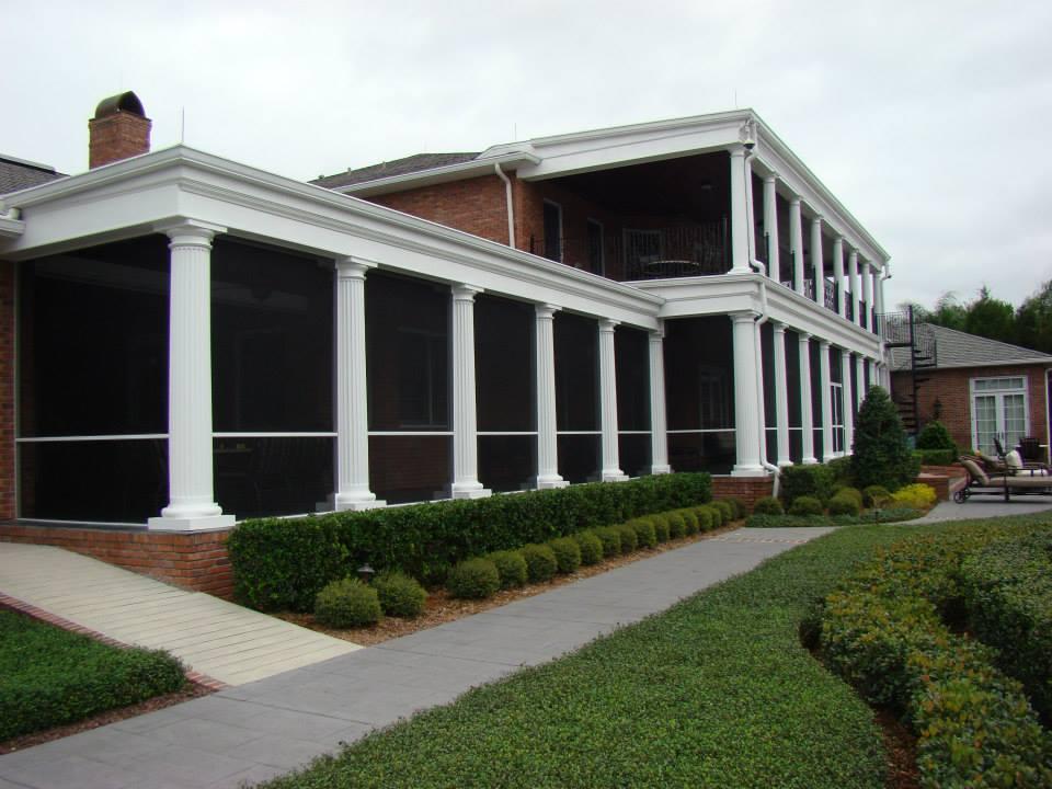 screened porch orlando southeastern aluminum